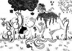 Monster Monster Co, Maurice Sendak, Snoopy, Fictional Characters, Art, Craft Art, Kunst, Gcse Art, Art Education Resources