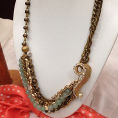 Jaded Necklace from NicSal Jewels