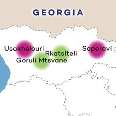 10 Varieties from the Birthplace of Wine #Wine #Wineeducation