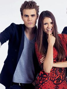 Image discovered by stelena scenes. Find images and videos about the vampire diaries, tvd and Nina Dobrev on We Heart It - the app to get lost in what you love. The Vampire Diaries, Paul Wesley Vampire Diaries, Vampire Diaries Poster, Vampire Diaries Wallpaper, Vampire Diaries The Originals, Damon Salvatore, Nina Dobrev, Carrie, Stefan E Elena