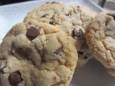 Renee's Kitchen Adventures: THE BEST Chocolate Chip Cookies!