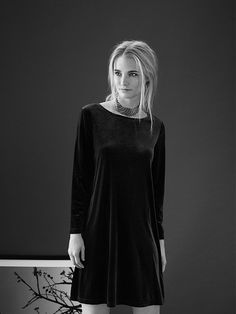 sammet via IINA Clothing. Click on the image to see more!