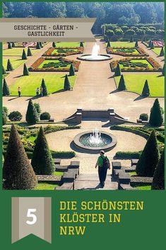 Mittelalterliche Architektur. Stimmungsvolle Orgel-Konzerte. Duftende Kräutergärten. Selbstgebrautes Bier und eine exquisite Küche – es gibt viele Gründe für einen Klosterbesuch. Und Nordrhein-Westfalen ist besonders reich an schönen, geschichtsträchtigen Klöstern.
