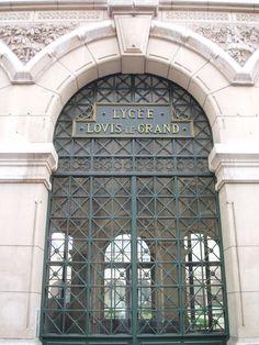 Lycée Louis-le-Grand - Paris 5e