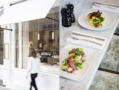 Claus-Paris-petit-dejeuner-TABLE-1 Paris 14, Restaurant, Table, Lunch, Breakfast, Art, Morning Breakfast, Sweet Treats, Morning Coffee