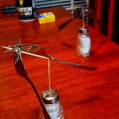 Magic trick/Physics