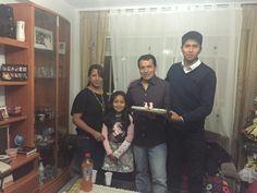 Cumpleaños del cabeza de familia