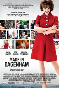 Made in Dagenham - 1968 Ford Female Machinists Strike for Equal Pay