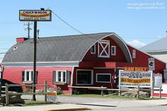 Chuckwagon Cafe, Turner Valley, Alberta  - love, love, love this place!