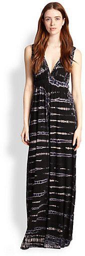 Gypsy 05 Bamboo Tie-Dye Maxi Dress