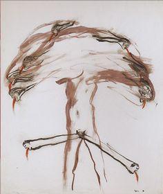Nancy Spero, 'The Bomb', 1968,