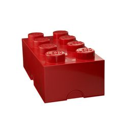 Storage Brick 8 Red now featured on Fab.