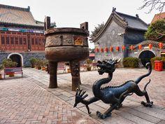 Tianhou Palace, Qingdao, Shandong, China