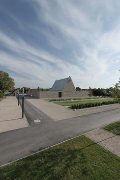 Capilla Funeraria Ingelheim / Bayer & Strobel Architekten,Cortesía de Bayer & Strobel Architekten