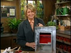 How to Restore a Metal Cupboard Videos | Home  Garden How to's and ideas | Martha Stewart
