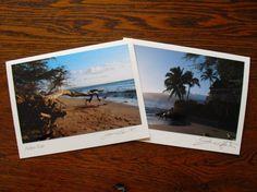 Maui Seascapes Note Cards Hawaiian Photo Cards by sferradesigns