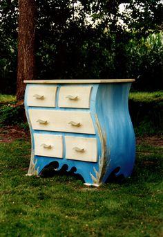 Making Waves by furniture maker Daniel Ruckstuhl