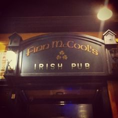 Finn McCools in Santa Monica, CA: It's a small neighborhood bar, but it's actually in a pretty nice sized space so you don't feel overcrowded. They have a great outdoor seating area if inside is too noisy. You can bring your dog, and best of all they have a dedicated cocktail menu for people like me who never know what drink to order! The popup BBQ shop in the back is pretty convenient too. From @India Stanton. Find more places to watch the World Cup in the USA: http://pin.it/AeGWA1a