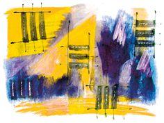 Serge Pichii   Drawings: 26 Etudes for Black Keys