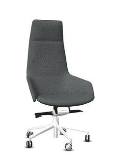 Aston executive office chair by Arper Italia: very elegant and quite versatile