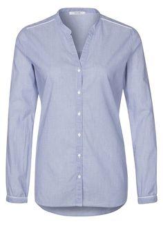 Opus FABI Shirt blue