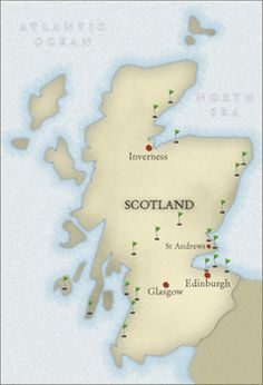 Scotland Golf Itinerary- Our Favorite!