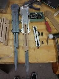 Risultati immagini per assassin's creed hidden blade blueprint