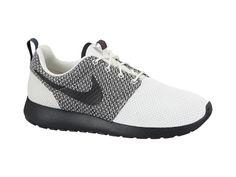Nike Roshe Run - White & Grey
