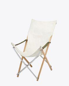 Snow Peak - Také Bamboo Chair Long