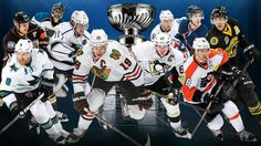 Stanley Cup Playoff Predictions: Round 1 — The Stanley Cup Playoffs begin today, so it's time for some first round predictions.