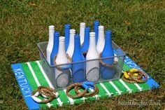 DIY Ring Toss Game