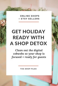 how to prep for holiday sales - prepare online shop owners + etsy sellers for busy holiday selling - getting ready for busy holiday sales on etsy | Etsy sellers + online shops get ready for busy holiday selling season