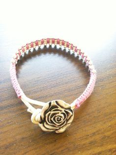 The Colley Blushing Rose by Twinkkets on Etsy