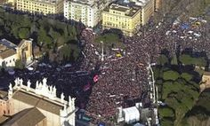 "FOUR YEARS AGO TODAY - Feb. 15, 2003 ""The Largest Anti-War Rally in History"" - Democratic Underground"
