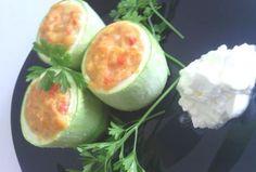 Kulinarski izazov: punjene tikvice sa parmezanom i paradajzom