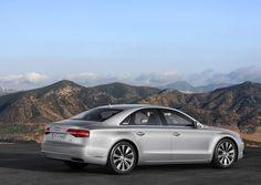 Audi A8 Sedan 2015