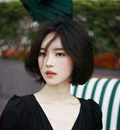 25 Best Chinese Bob Hairstyles Short Images On Pinterest Haircolor