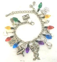 Stranger Things charm bracelet