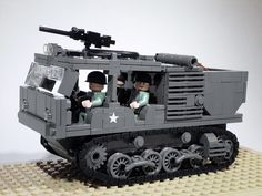 M4 HIGH SPEED TRACTOR | Flickr - Photo Sharing!