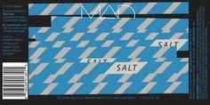 Salt (brewed with Umeboshi), MAD Beer