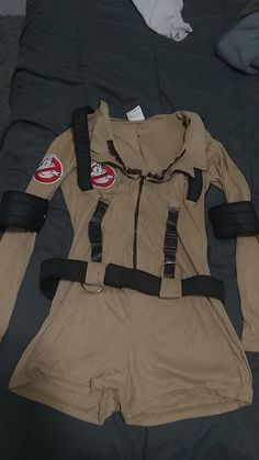 Woman's medium vintage ghost busters costume for Sale in Sai.- Woman's medium vintage ghost busters costume for Sale in Saint Petersburg, FL – OfferUp - Cute Group Halloween Costumes, Halloween Party Kostüm, Cute Costumes, Carnival Costumes, Halloween Outfits, 80s Costume, 80s Party, Vintage Halloween, Disney Costumes For Women