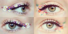 Flower Power! L'eyeliner a fiori che fa primavera in un battito di ciglia -cosmopolitan.it