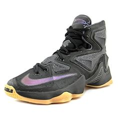 new arrival e94b3 284d5 Nike LeBron XIII (Black Lion) Review High Top Basketball Shoes, Sports  Shoes,