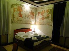 Travelling back in time ... enjoying a weekend at Castle Daniel, Talisoara, Romania !