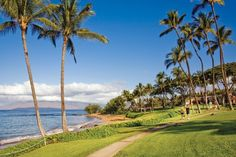 Nothing like a stroll along this south Maui family friendly paved path.  Perfect for a sunset!
