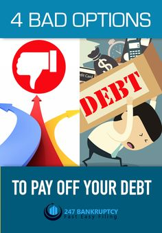 1. Using your emergency funds the wrong way 2. Transfer your balances to other credit cards 3. Borrowing money from family and friends 4. Not changing your money behavior   How can you improve your financial situation and beat the cycle of debt? Share your thoughts in a comment!  #debtfree #financialfreedom