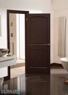 1000 images about puertas de madera globales on pinterest for Puertas de madera modernas para dormitorios