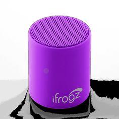 iFrogz Coda Pop Mini Bluetooth® Speaker | ZAGG #Newproduct #bluetooth #speaker