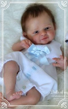 Marc by Olga Auer - Pre-Order - Online Store - City of Reborn Angels Supplier of Reborn Doll Kits and Supplies