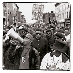 Public Enemy, Brooklyn, 1989